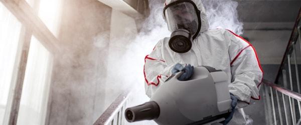 Fire Damage Cleanup Assistance